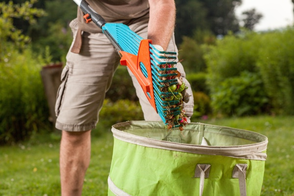 Spring Clean Up is good for getting your yard prepared for summer.